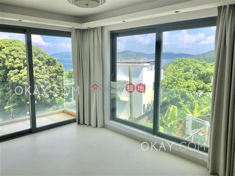 香港搵樓|租樓|二手盤|買樓| 搵地 | 住宅出租樓盤-4房3廁,海景,連車位,露台《大坑口村出租單位》