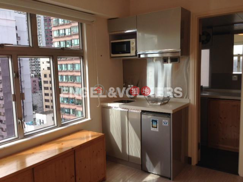 HK$ 4.5M Ying Pont Building Central District 1 Bed Flat for Sale in Soho