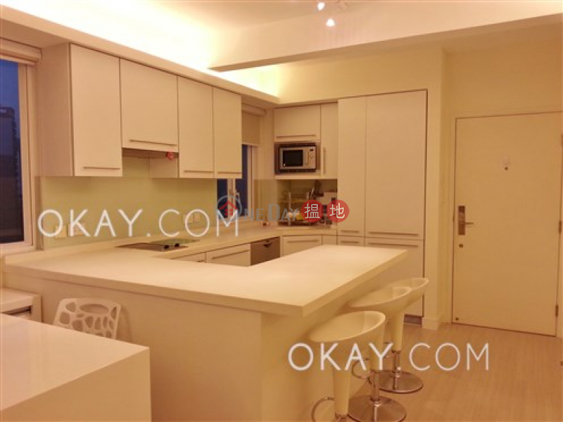 HK$ 9.5M | On Fung Building | Western District, Practical 1 bed on high floor with harbour views | For Sale