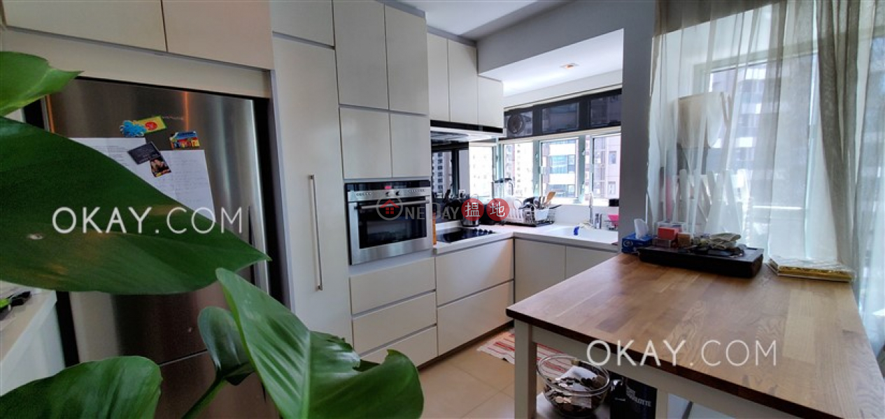 Unique 1 bedroom with sea views   Rental 117 Caine Road   Central District Hong Kong Rental   HK$ 40,000/ month