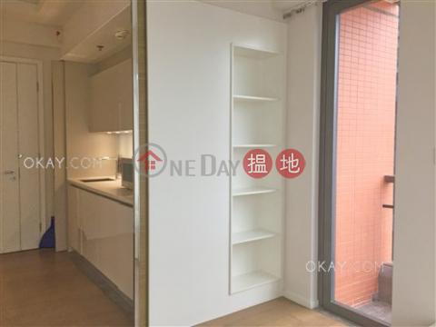 Unique 1 bedroom on high floor with sea views & balcony | Rental|The Warren(The Warren)Rental Listings (OKAY-R130295)_0