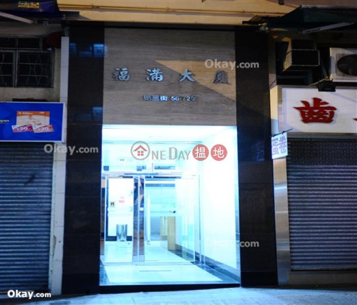 HK$ 28,000/ month | Fook Moon Building, Western District, Cozy 1 bedroom with terrace | Rental