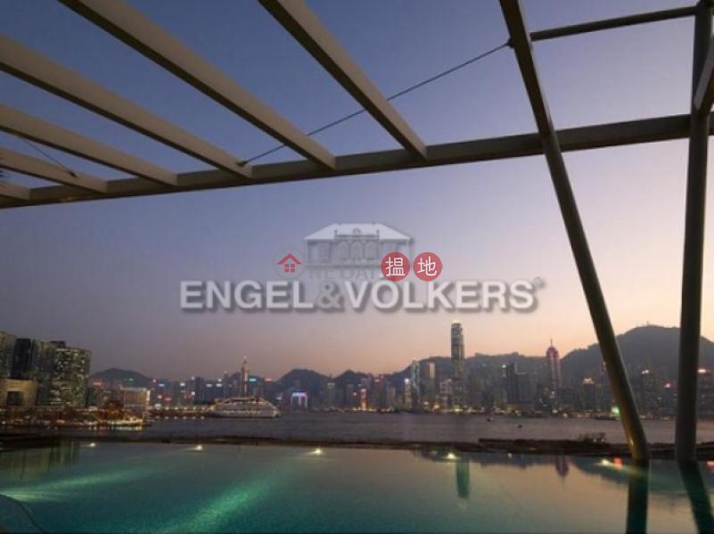 HK$ 5,500萬擎天半島-油尖旺西九龍三房兩廳筍盤出售|住宅單位