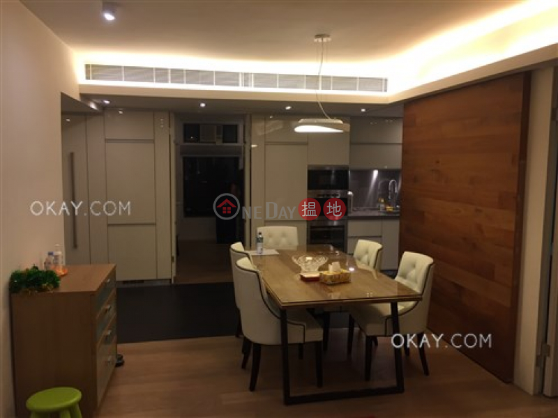 HK$ 55,000/ month   Scenic Heights   Western District Efficient 3 bedroom on high floor with harbour views   Rental