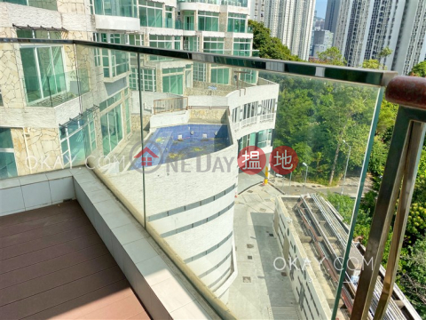 Tasteful 4 bedroom with balcony & parking | Rental|One Kowloon Peak(One Kowloon Peak)Rental Listings (OKAY-R293632)_0