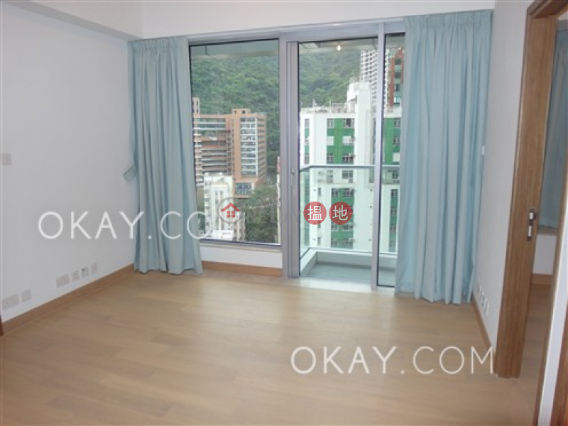 Unique 1 bedroom on high floor | Rental, 1 Wan Chai Road | Wan Chai District | Hong Kong | Rental | HK$ 25,000/ month