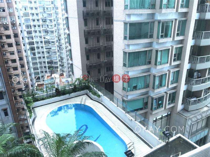 Charming 3 bedroom with parking | Rental, Conduit Tower 君德閣 Rental Listings | Western District (OKAY-R47202)