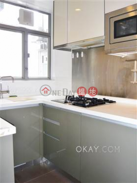 Stylish 3 bed on high floor with harbour views | For Sale | Greenery Crest, Block 2 碧濤軒 2座 Sales Listings