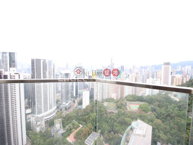 Expat Family Flat for Rent in Mid-Levels East | Bowen Place 寶雲閣 Rental Listings