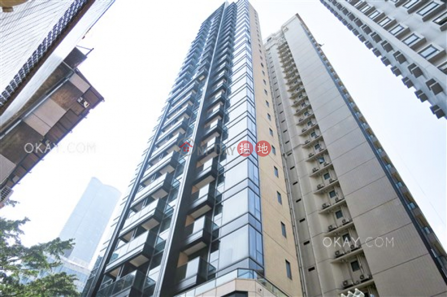 HK$ 28,000/ month | 8 Mui Hing Street | Wan Chai District, Charming 1 bedroom on high floor with balcony | Rental