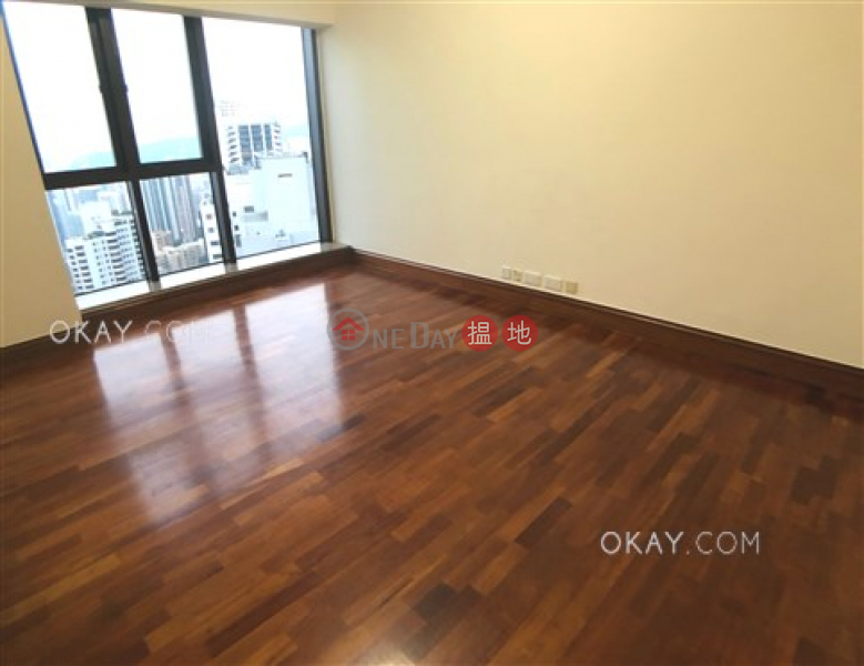 Lovely 4 bedroom with harbour views, balcony | Rental, 12 Tregunter Path | Central District | Hong Kong, Rental | HK$ 134,000/ month