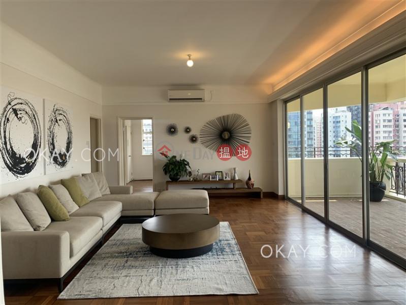 Lovely 3 bedroom with balcony & parking | Rental, 85 Kadoorie Avenue | Yau Tsim Mong, Hong Kong Rental | HK$ 90,000/ month