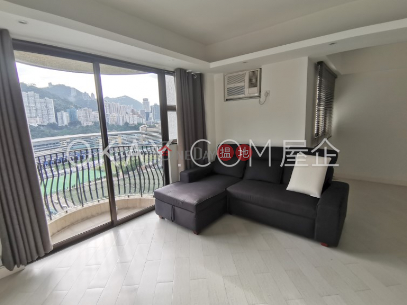 HK$ 38,000/ month, Pioneer Court Wan Chai District, Stylish 1 bedroom on high floor with rooftop & balcony | Rental