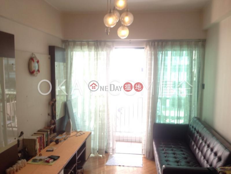 2房1廁,星級會所,露台俊陞華庭出售單位|俊陞華庭(Elite\'s Place)出售樓盤 (OKAY-S138409)