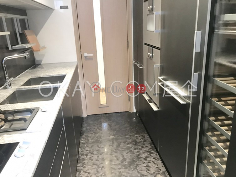 Exquisite 3 bedroom on high floor with balcony | Rental 23 Graham Street | Central District, Hong Kong Rental | HK$ 58,000/ month