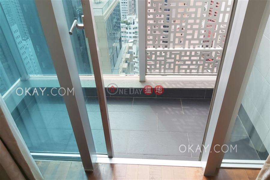 1房1廁,極高層,露台《嘉薈軒出租單位》60莊士敦道   灣仔區 香港-出租 HK$ 25,000/ 月