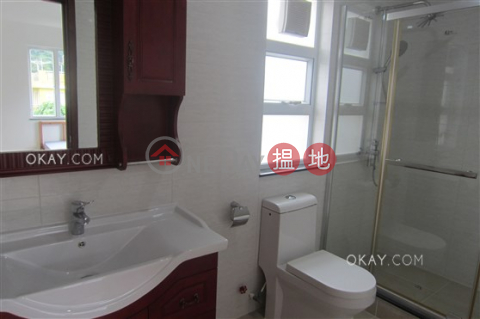 Rare house with sea views, rooftop & terrace | Rental|Tai Hang Hau Village(Tai Hang Hau Village)Rental Listings (OKAY-R356804)_0