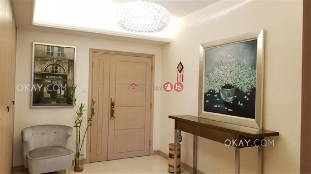 Property Search Hong Kong | OneDay | Residential | Sales Listings Efficient 4 bed on high floor with balcony & parking | For Sale