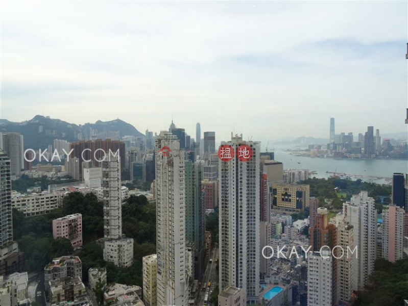 Gorgeous 4 bedroom on high floor with balcony & parking | For Sale | Serenade 上林 Sales Listings