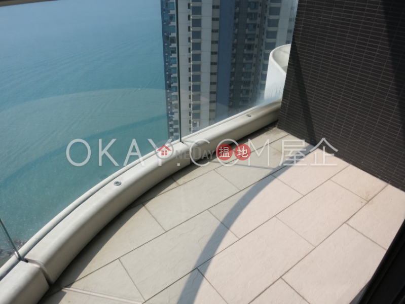 Beautiful 3 bed on high floor with sea views & balcony | Rental | Phase 6 Residence Bel-Air 貝沙灣6期 Rental Listings