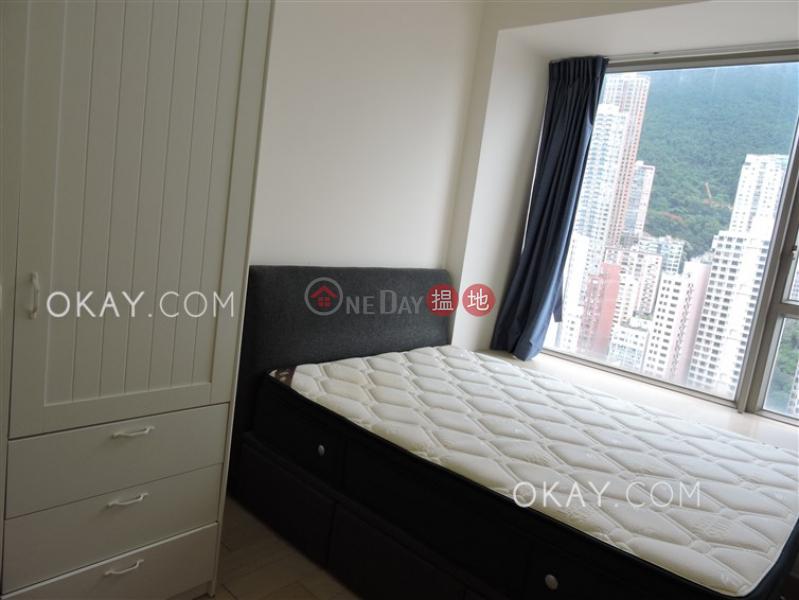 HK$ 35,000/ 月-縉城峰1座 西區-2房1廁,極高層,星級會所,露台《縉城峰1座出租單位》