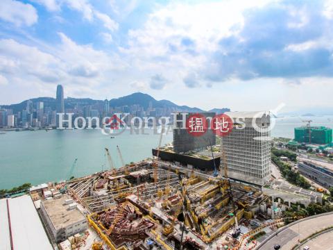 君臨天下2座三房兩廳單位出租 油尖旺君臨天下2座(The Harbourside Tower 2)出租樓盤 (Proway-LID170826R)_0