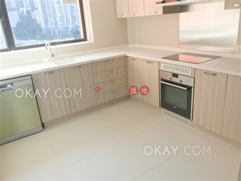 Exquisite 3 bed on high floor with balcony & parking | Rental | The Albany 雅賓利大廈 Rental Listings