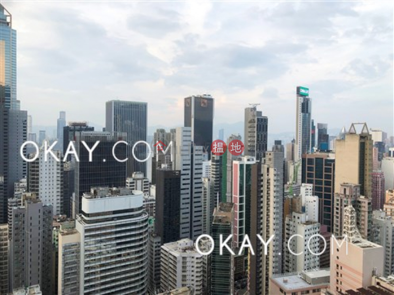 Unique 2 bedroom on high floor with balcony | Rental | The Zenith Phase 1, Block 1 尚翹峰1期1座 Rental Listings