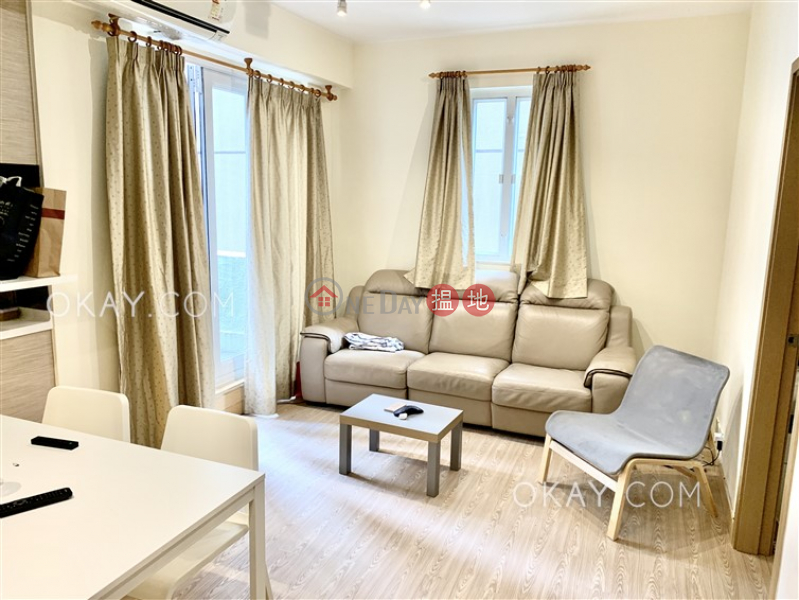 Popular 2 bedroom with rooftop, terrace & balcony   Rental   57-59 Wyndham Street   Central District, Hong Kong Rental   HK$ 34,000/ month