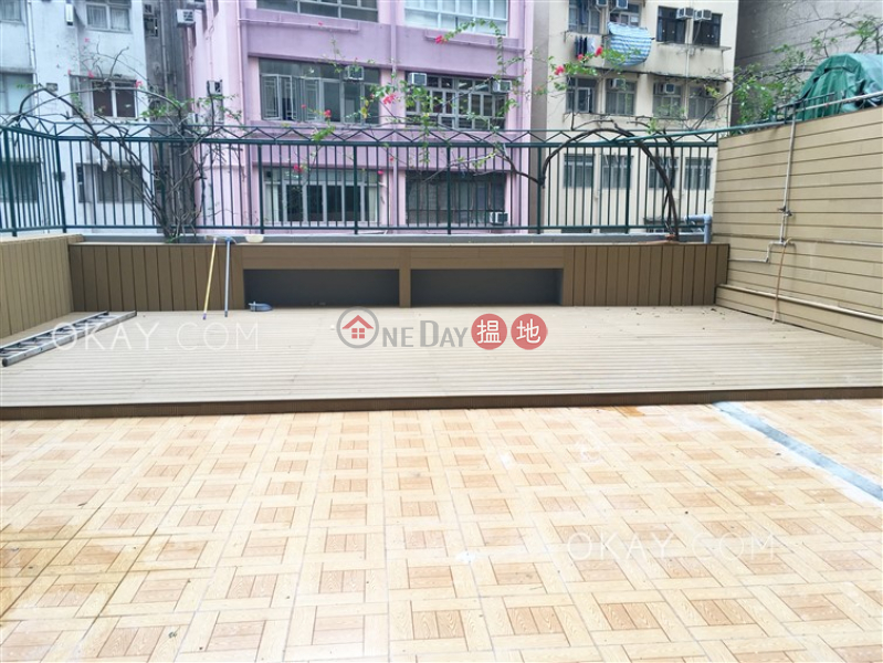 Popular 2 bedroom with terrace | Rental, Kin Tye Lung Building 乾泰隆大廈 Rental Listings | Western District (OKAY-R350668)