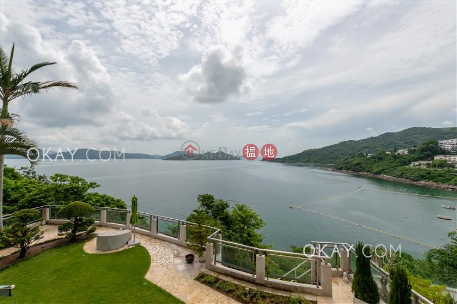Rare house with sea views, terrace & balcony | Rental | Silverstrand Garden 銀線灣別墅 Rental Listings