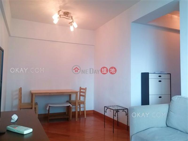 Unique 2 bedroom on high floor with balcony | Rental 68-82 Ko Shing Street | Western District, Hong Kong | Rental HK$ 28,000/ month
