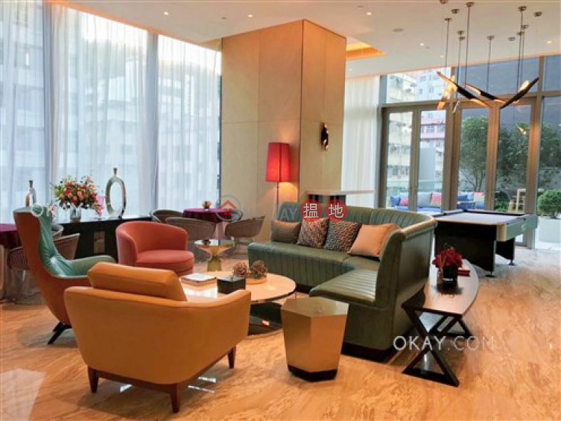 HK$ 8.72M | Island Residence | Eastern District | Tasteful 1 bedroom with balcony | For Sale