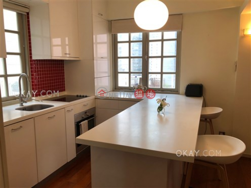 Unique 1 bedroom on high floor with rooftop | Rental, 9-13 Shelley Street | Central District | Hong Kong Rental | HK$ 37,000/ month