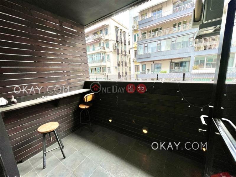 HK$ 46,000/ 月-華納大廈|灣仔區1房2廁,露台華納大廈出租單位