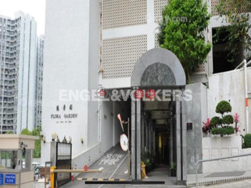 3 Bedroom Family Flat for Rent in Tai Hang | Flora Garden 慧景園 Rental Listings