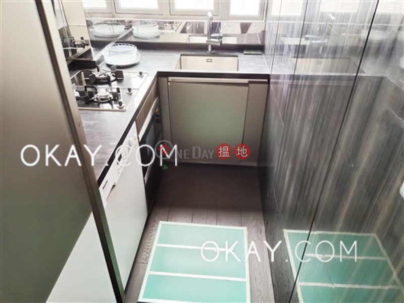 Lovely 1 bedroom on high floor with balcony | For Sale 28 Ming Yuen Western Street | Eastern District Hong Kong Sales HK$ 13M