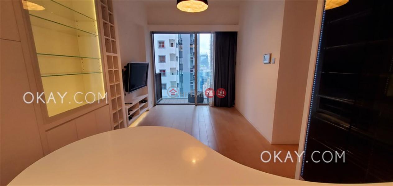 香港搵樓|租樓|二手盤|買樓| 搵地 | 住宅-出租樓盤-1房1廁,星級會所,可養寵物,露台《Soho 38出租單位》