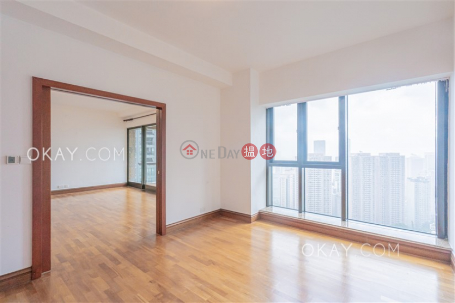 Stylish 3 bedroom with harbour views, balcony | Rental | 12 Tregunter Path | Central District Hong Kong, Rental HK$ 107,000/ month