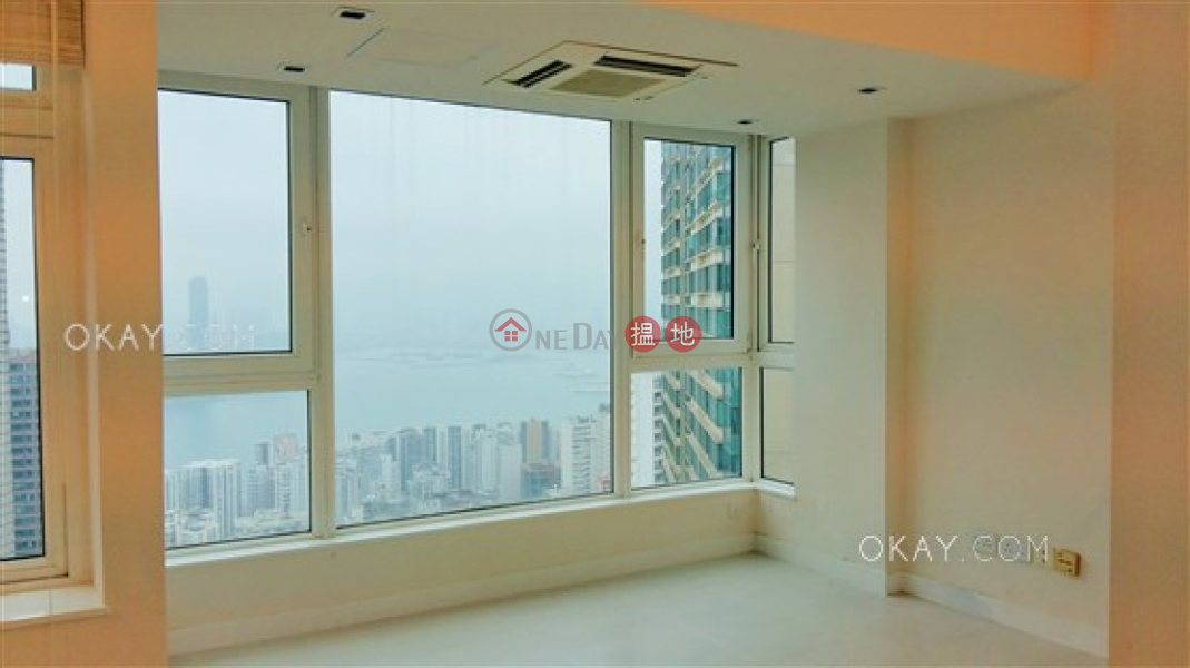 Property Search Hong Kong | OneDay | Residential Sales Listings, Unique 2 bedroom on high floor with rooftop & parking | For Sale