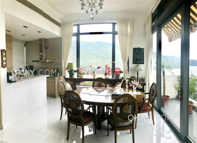 Exquisite 4 bedroom with sea views & balcony | Rental | Discovery Bay, Phase 15 Positano, Block L20 愉景灣 15期 悅堤 L20座 Rental Listings