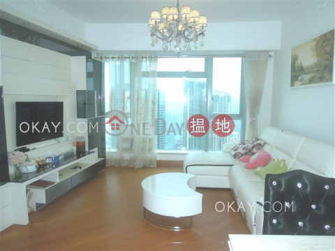 Gorgeous 2 bedroom on high floor | Rental|The Harbourside Tower 1(The Harbourside Tower 1)Rental Listings (OKAY-R88217)_0