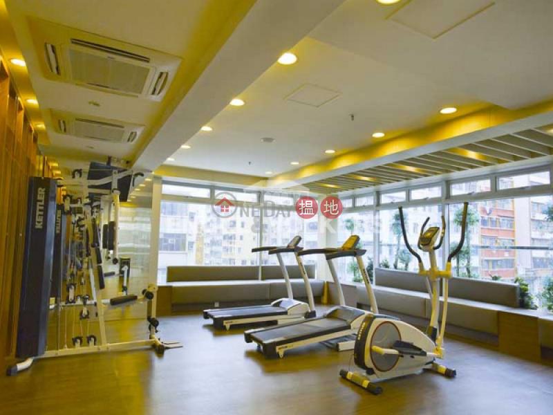 Studio Flat for Rent in Prince Edward, GRAND METRO 都匯 Rental Listings | Yau Tsim Mong (EVHK40641)