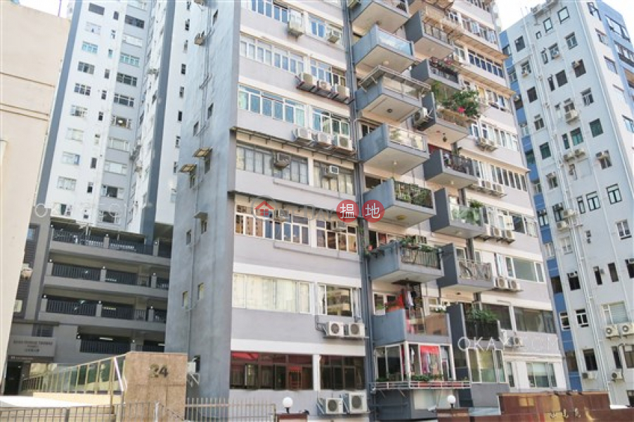 Property Search Hong Kong | OneDay | Residential | Sales Listings Tasteful 2 bedroom on high floor with parking | For Sale