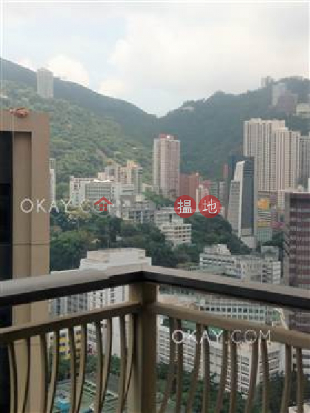 Practical 2 bedroom on high floor with balcony | For Sale, 28 Yat Sin Street | Wan Chai District Hong Kong, Sales | HK$ 10M