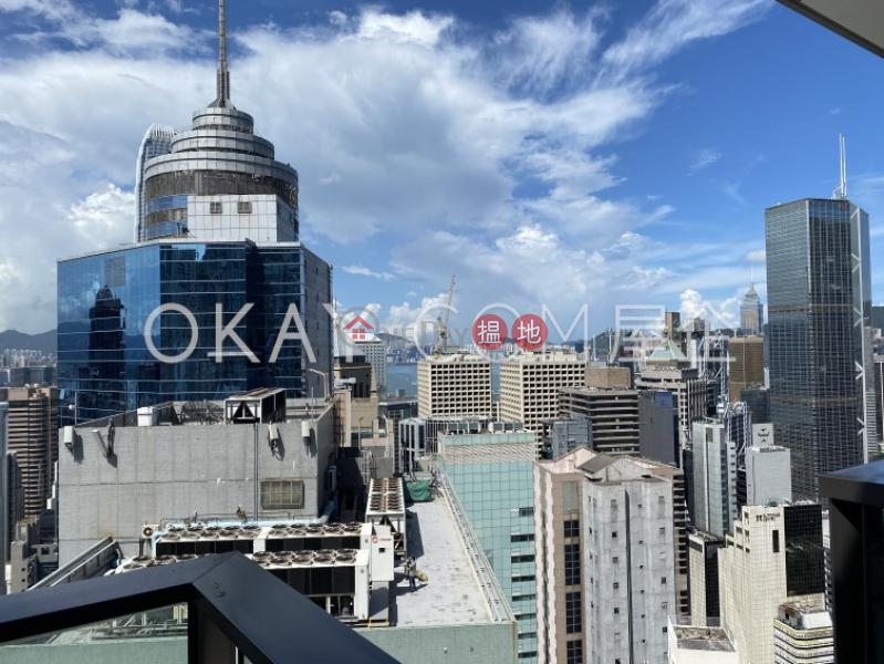 3房2廁,實用率高,極高層,星級會所本舍出租單位-18堅道   西區-香港-出租HK$ 55,000/ 月