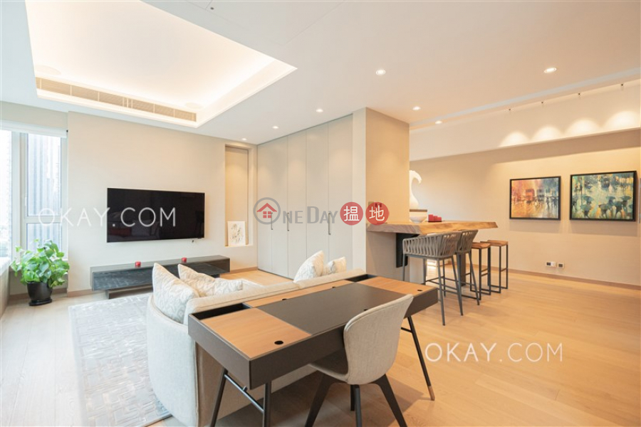 HK$ 23.5M | The Avenue Tower 2, Wan Chai District Luxurious 1 bedroom on high floor with balcony | For Sale