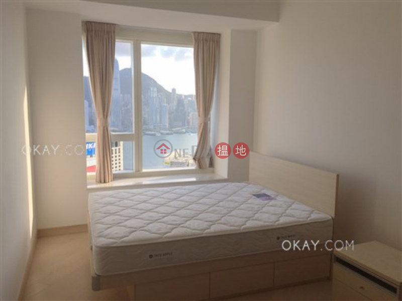 Lovely 1 bedroom with harbour views | Rental | The Masterpiece 名鑄 Rental Listings