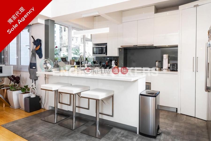 3 Bedroom Family Flat for Sale in Soho, Kam Kin Mansion 金堅大廈 Sales Listings | Central District (EVHK91083)