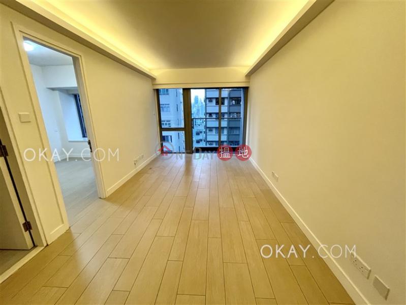 Unique 1 bedroom with balcony | Rental, Po Wah Court 寶華閣 Rental Listings | Wan Chai District (OKAY-R293658)